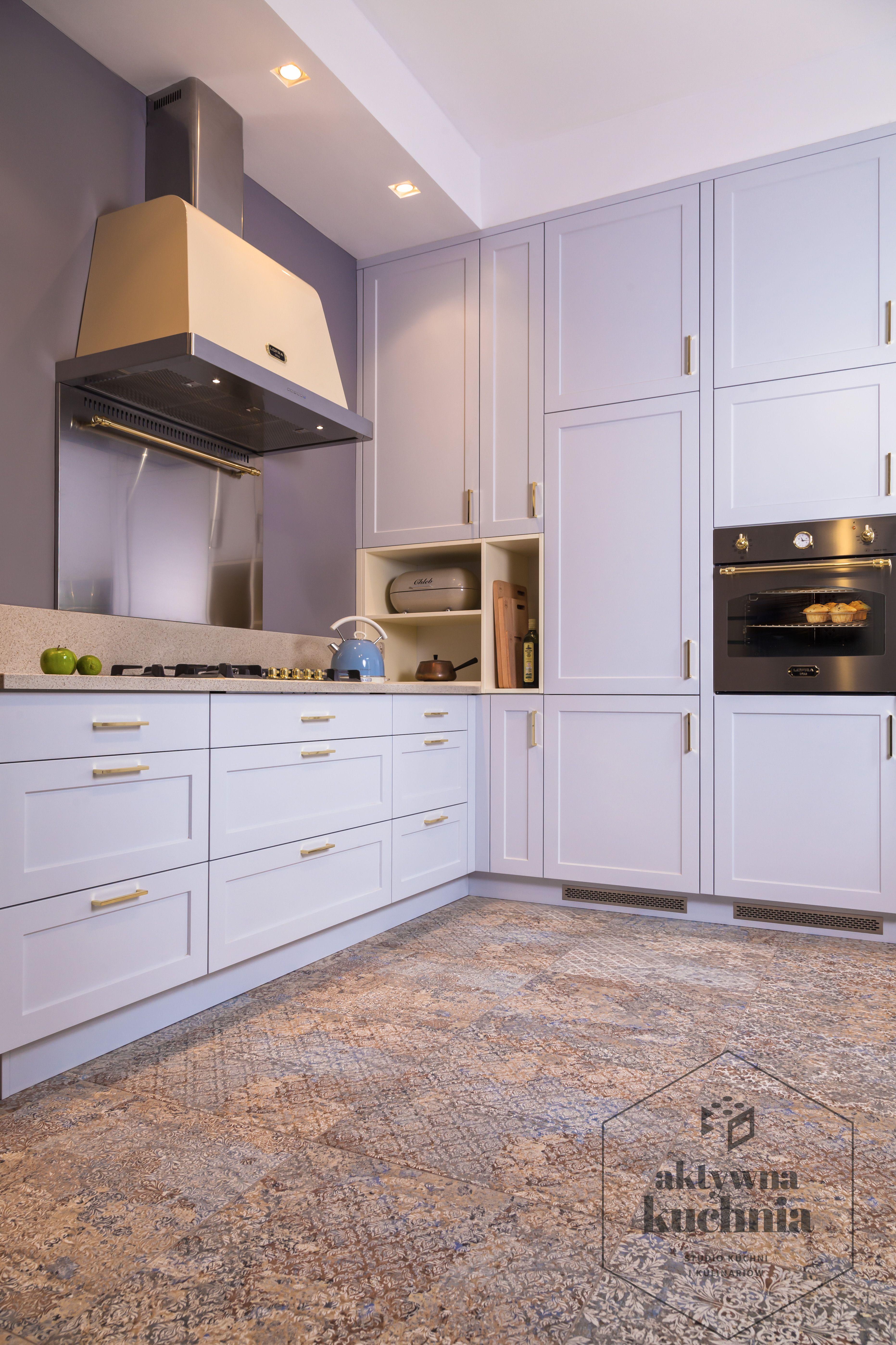 Kuchnia Z Duszą I Sercem Projekt Alina Mokrzycka