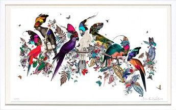 Kristjana S Williams | Kristjana S Williams LImited Edition Art Prints