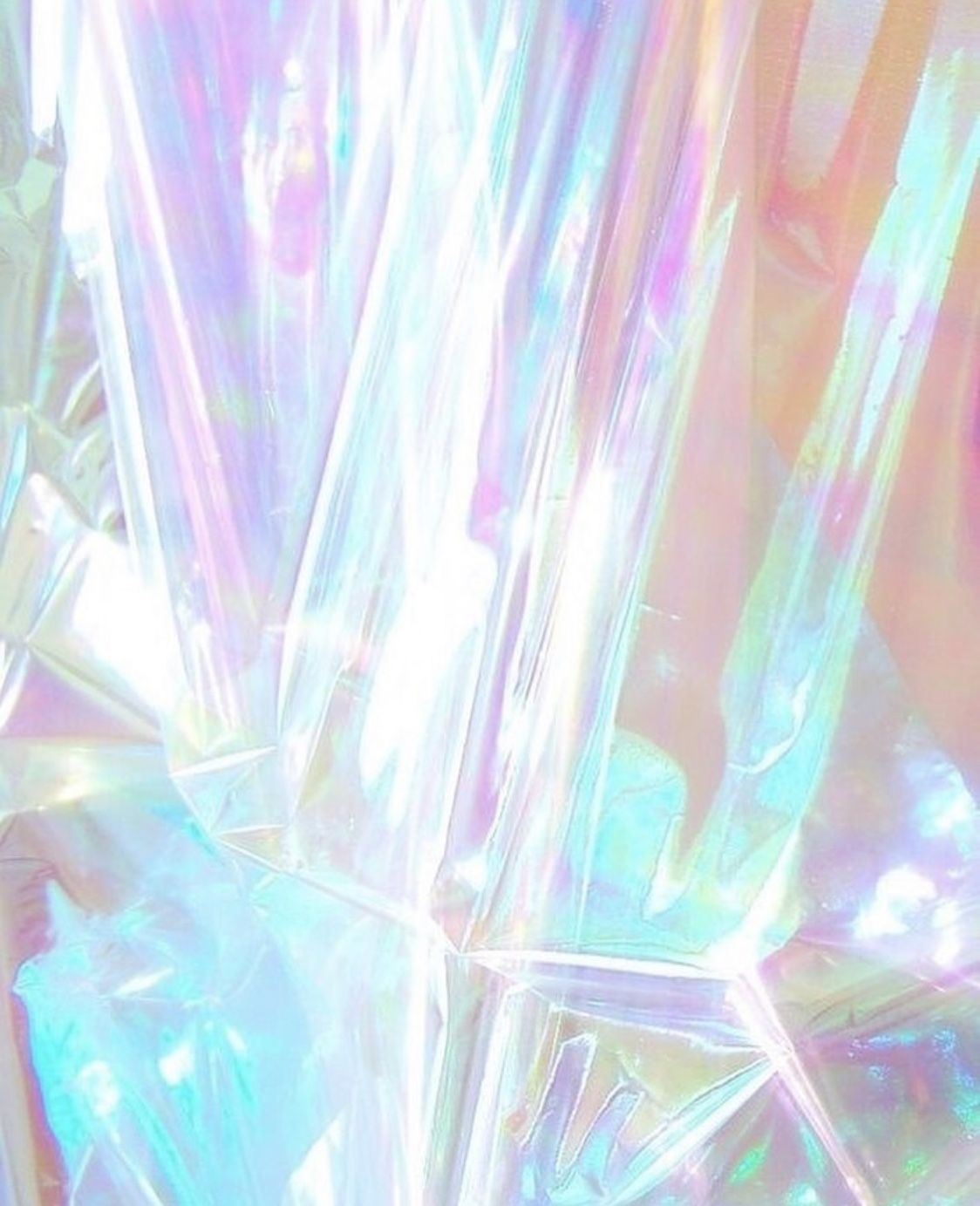 Futuristic Beauty Holographic Wallpapers Holographic Background Pastel Wallpaper
