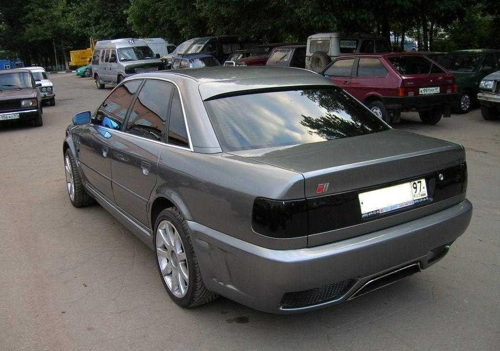 Tuning Audi 100 C4