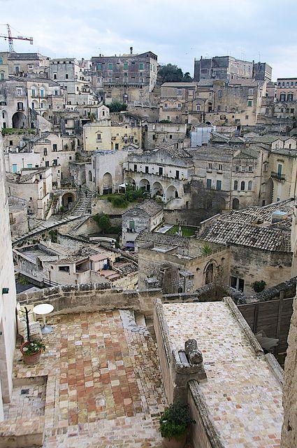 Matera, Italy Basilicata