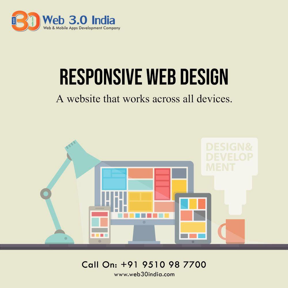 Best Responsive Web Design Company In Ahmedabad Web30india Web Design Company Business Website Design Web Design