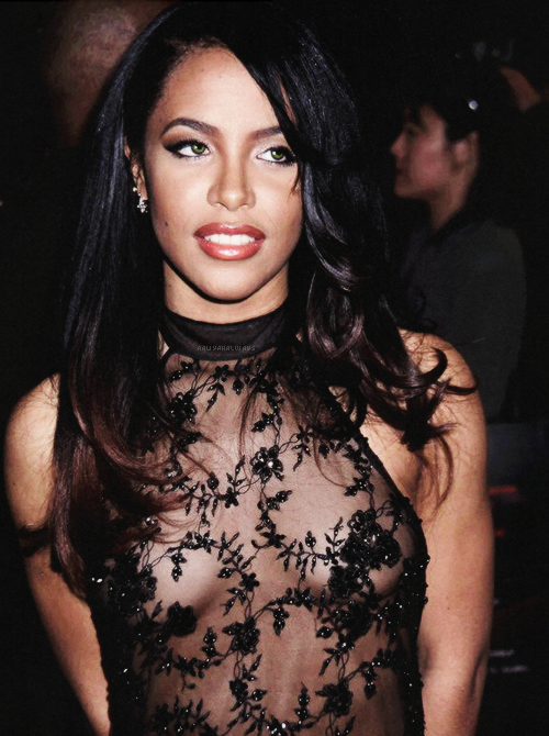Aaliyah-when people are in your business as if they know you or something