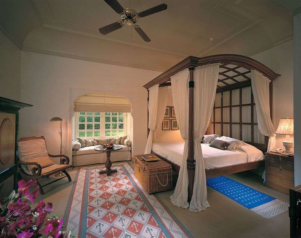 Haveli India four poster bed Small luxury hotels, Luxury