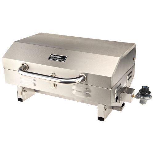 Outdoor Gourmet 1 Burner Gas Tabletop Grill