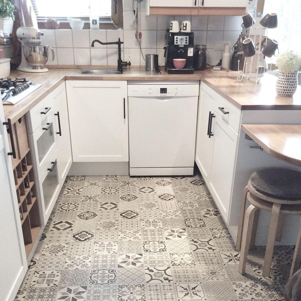 Nach 18 Jahren haben wir unserer #küche von Ikea ein