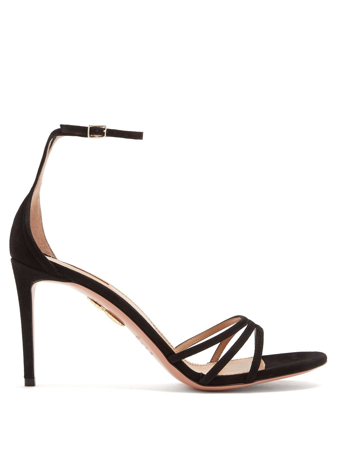 Aquazzura Very Purist 85 sandals sale fashion Style visit online 6fcxoPc