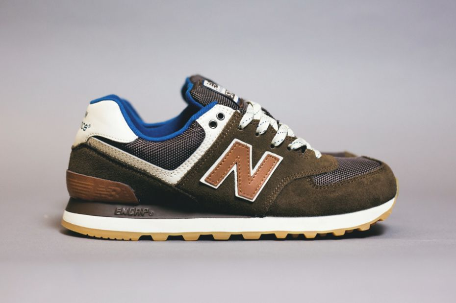 New Balance Ml574 W Trainers in Grey  -Store Online