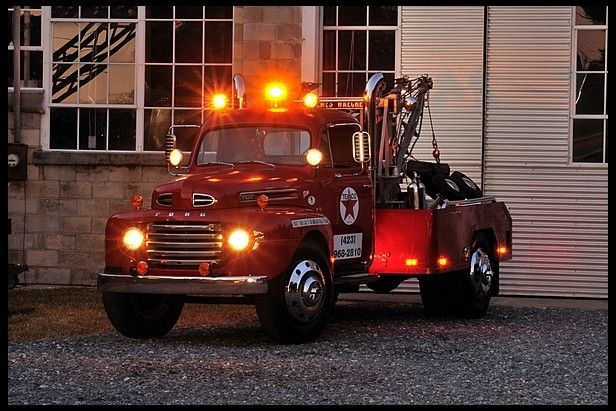 1949 Ford Tow Truck Not Really A Dream Car I Just Thought It Was