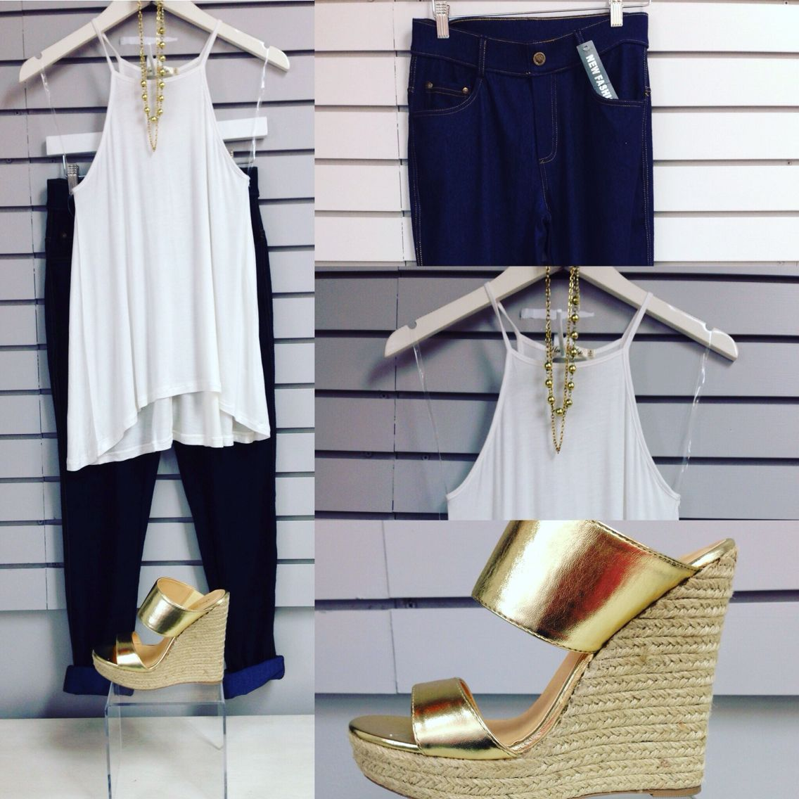 Piece by piece, let us help you create the perfect LUX outfit! #lux #luxboutique #fabuLUX luxbbb.com