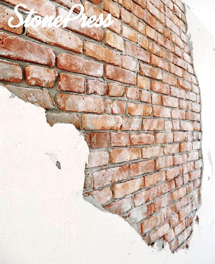 Photo of Stonepress maakt bakstenen muur op maat!