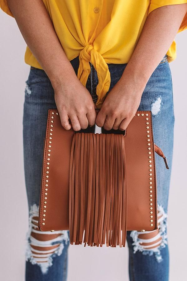 West Coast Road Trip Crossbody in Maple #westcoastroadtrip