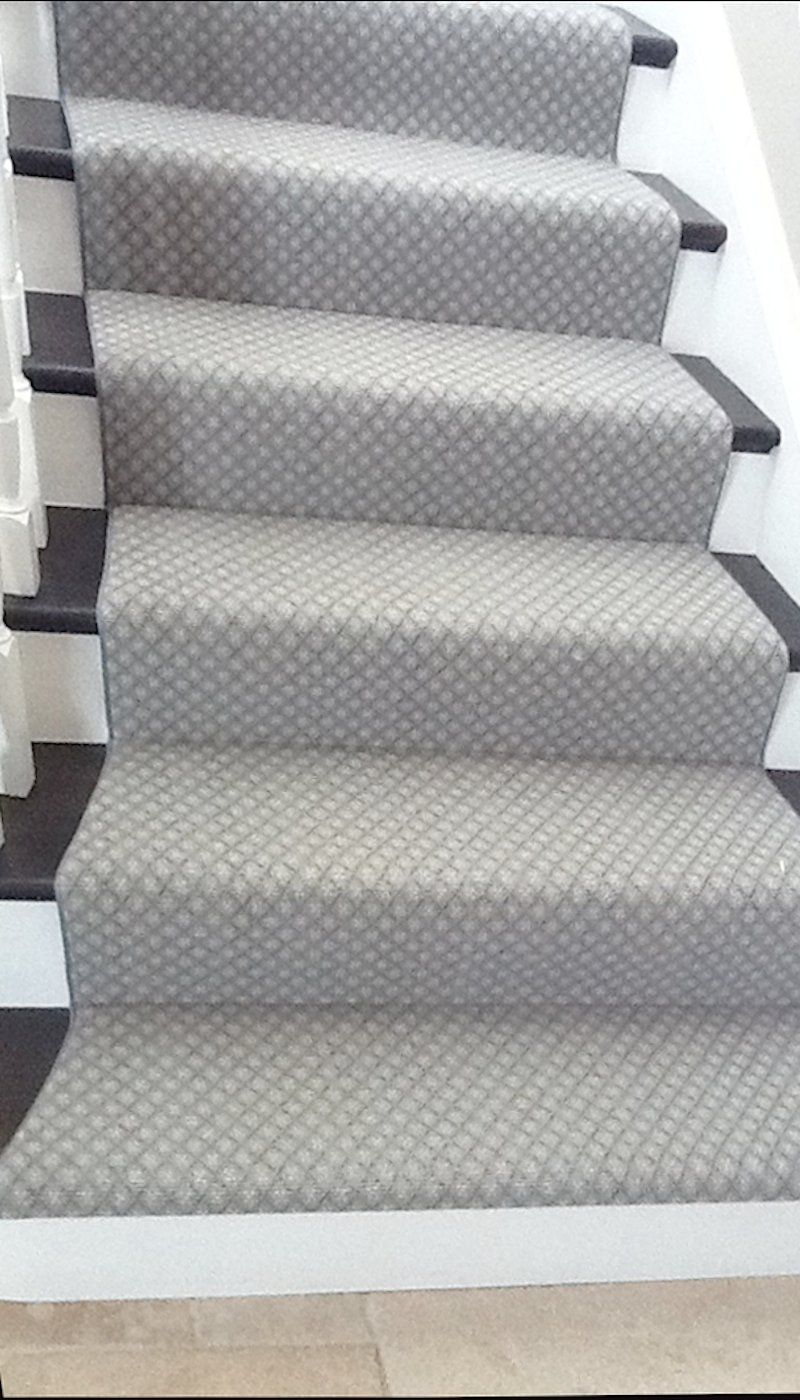 Exceptional Gray Stair Runner Gray Stair Runner Stair Remodeling