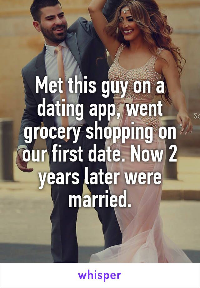 grocery dating