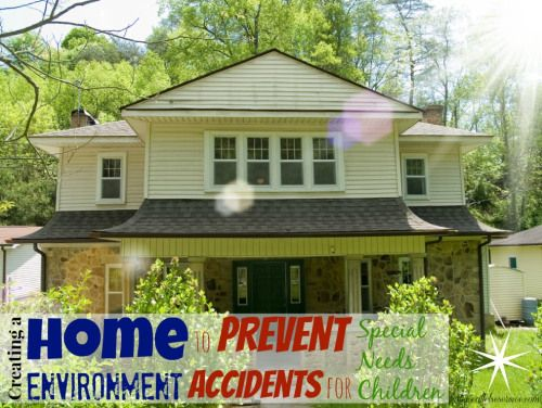 """Spring Cleaning???/   read here how to make your home safe for your child with autism or special needs. """"Creating a Home Environment to Prevent Accidents for Special Needs Children""""......."""