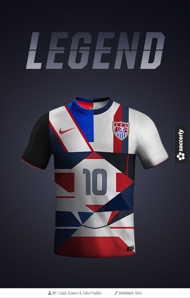 Los jerseys del Capitán América, Landon Donovan