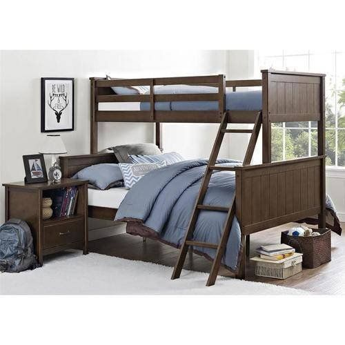 Dorel Asia Better Homes And Gardens Ashcreek Twin Full Bunk Bed