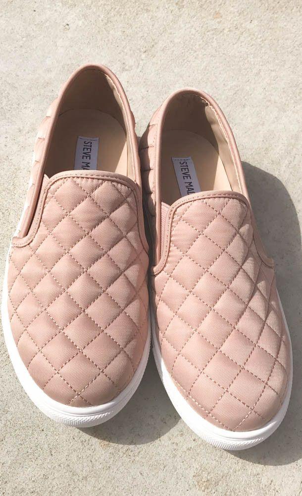 e6abd09c2fe Steve Madden Ecentrcq Sneaker - Blush from Cheeky Peach Boutique ...