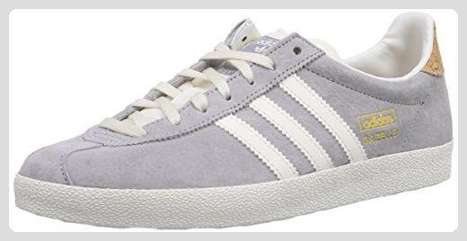 adidas damen sneakers gazelle grau