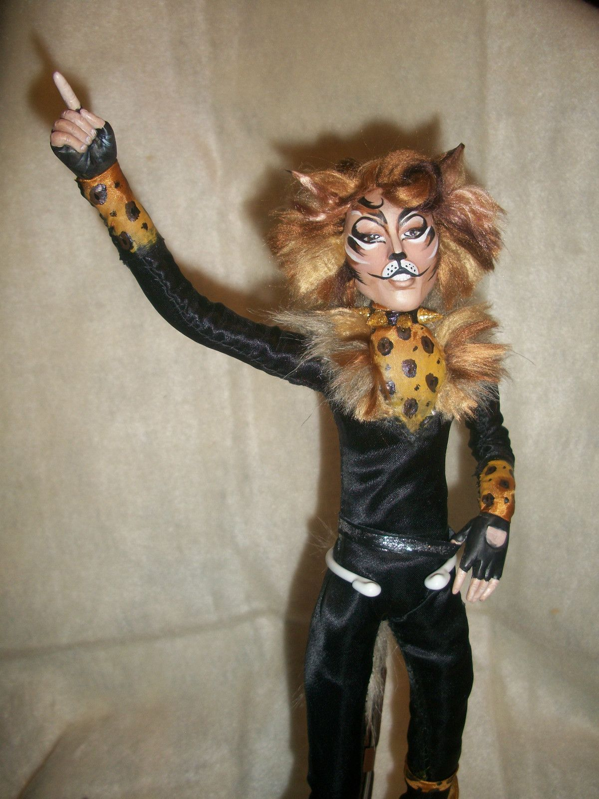 """""""Rum Tum Tugger"""" from CATS the Musical. I own this awesome"""