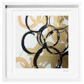 Burana Framed Giclee Print, Oliver Gal
