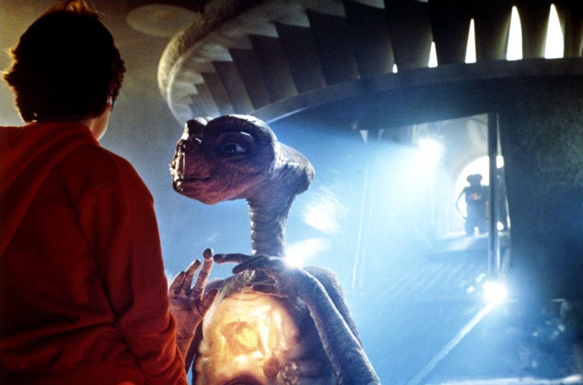 film e.t. l'extraterrestre 1982