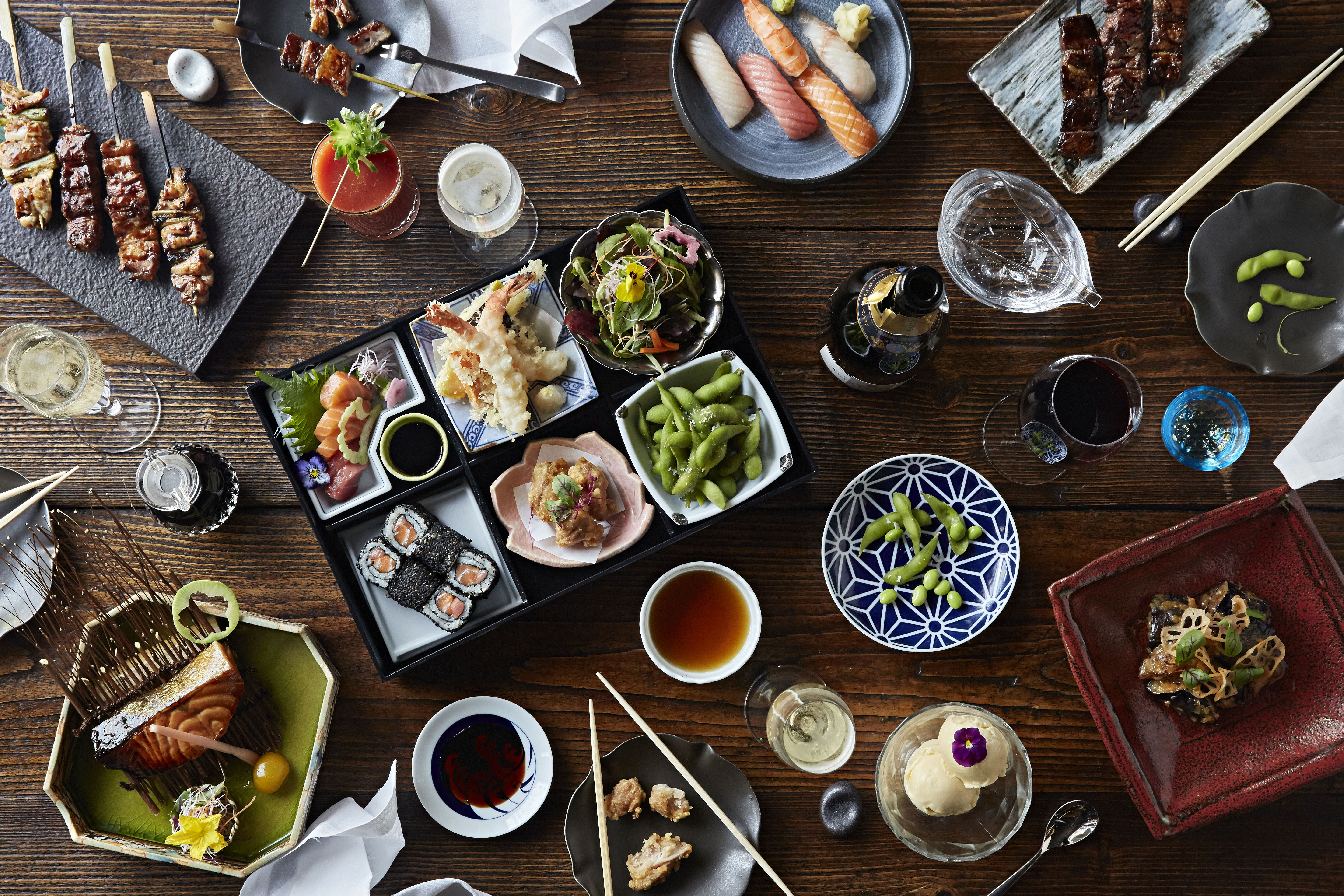 Disocver Sakagura S New Bottomless Brunch Menu Guaranteed To Excite The Senses With A Harmonious Balance Of Taste And Tex Brunch Menu Bottomless Brunch Brunch