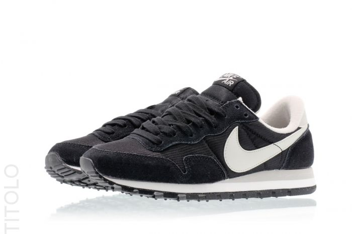 Nike Wmns Air Pegasus `83 407477-007 407477 007 Black/Light Bone-