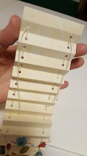 DIY Dollhouse Miniature Tutorial for Paper Mini Blind