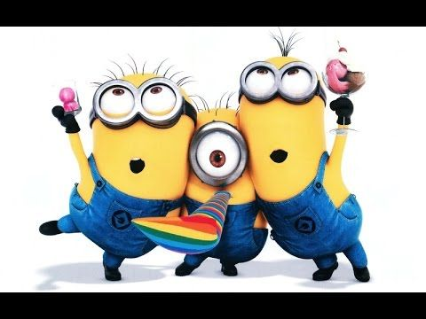 Happy Birthday Minions Feliz Cumpleanos Minions Youtube Buon