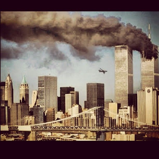9/11. Please never forget. Don't ever take your life for granted. It could be over in a second. To this day I still pray for the thousands of families who lost a loved one due to this horrific tragedy. There lives may be lost but your memories will live on forever. Rest in Peace