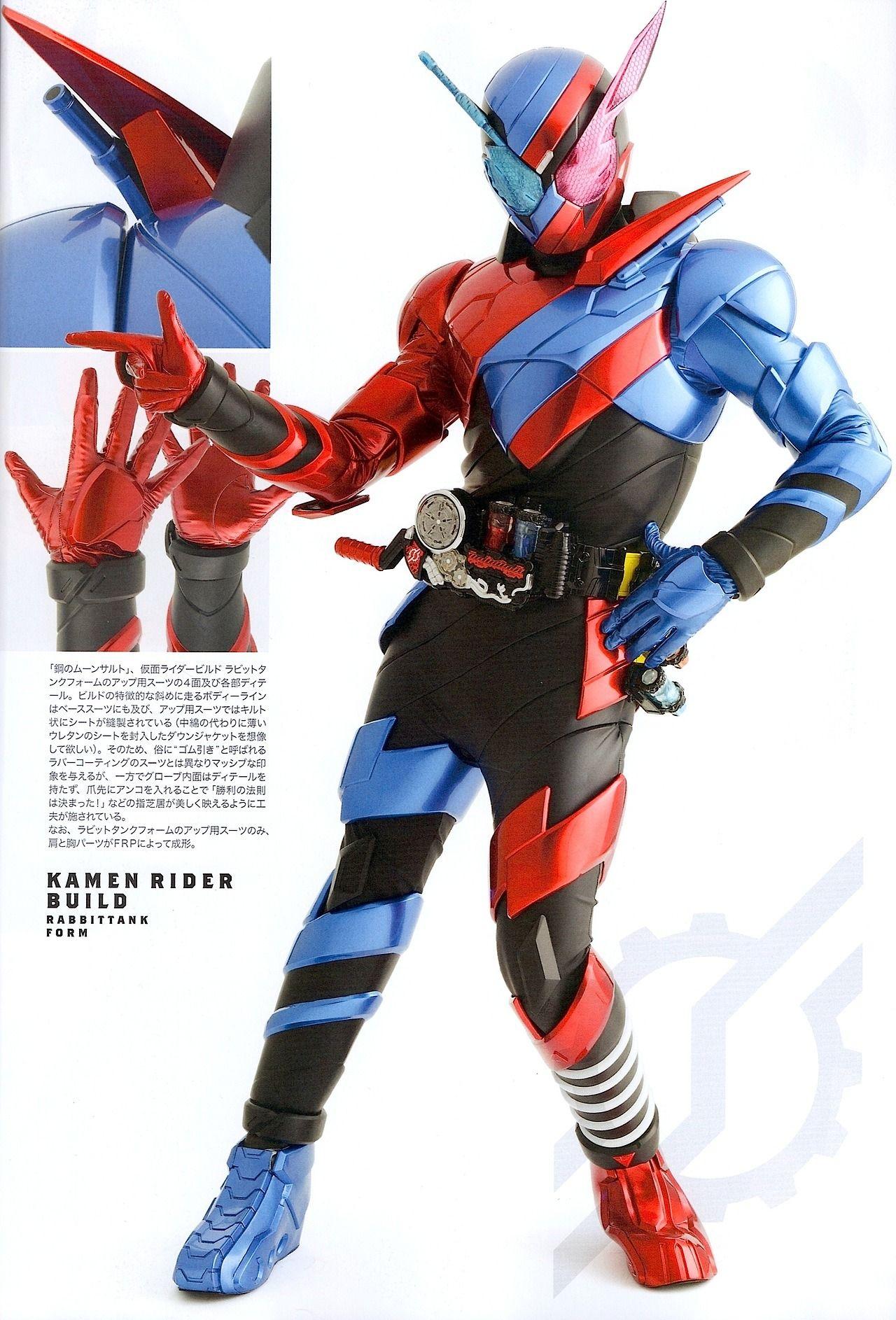 Himitsu Sentai Blog AllRanger Kamen rider decade, Kamen