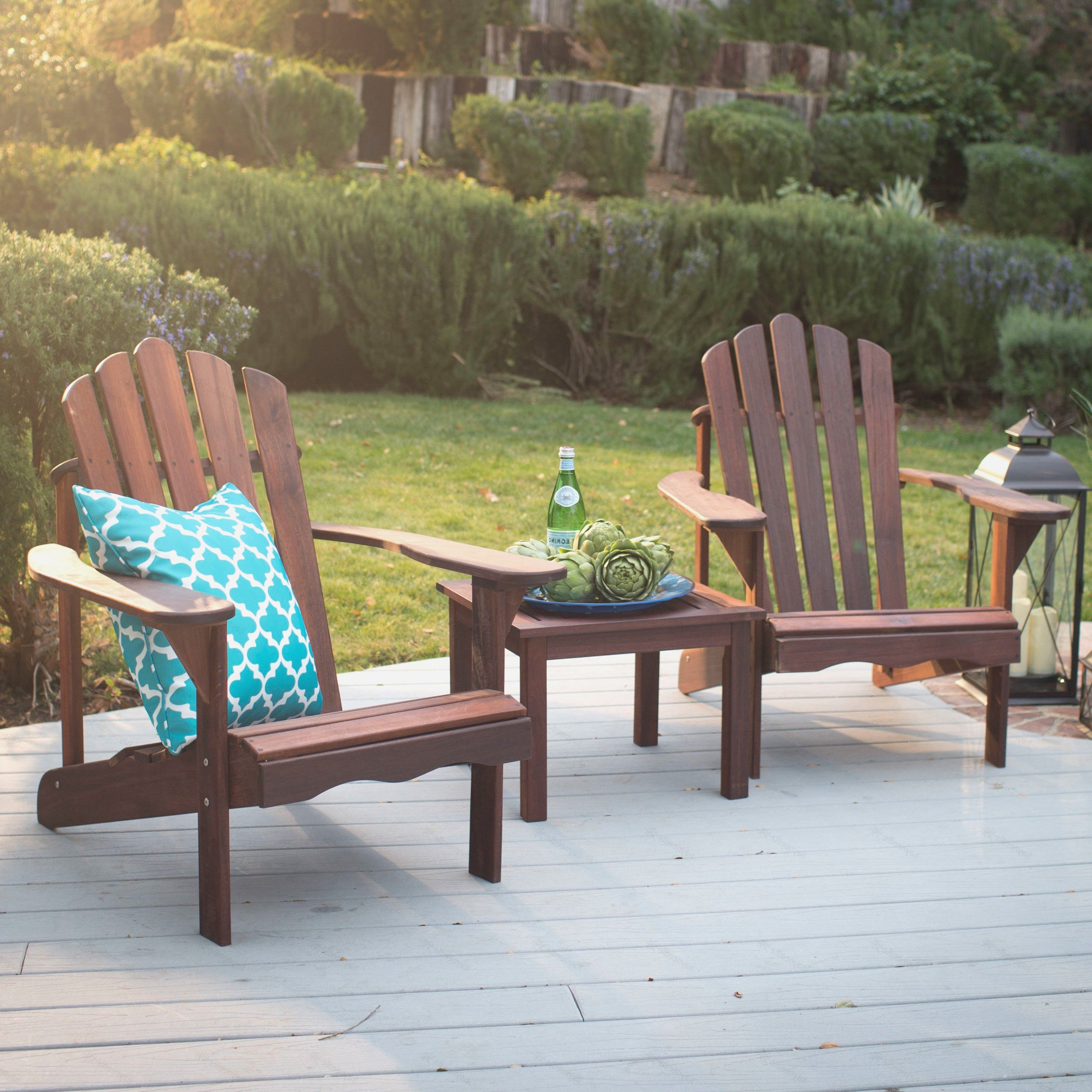 Teak Adirondack Stühle Überprüfen Sie mehr unter http://stuhle.info ...