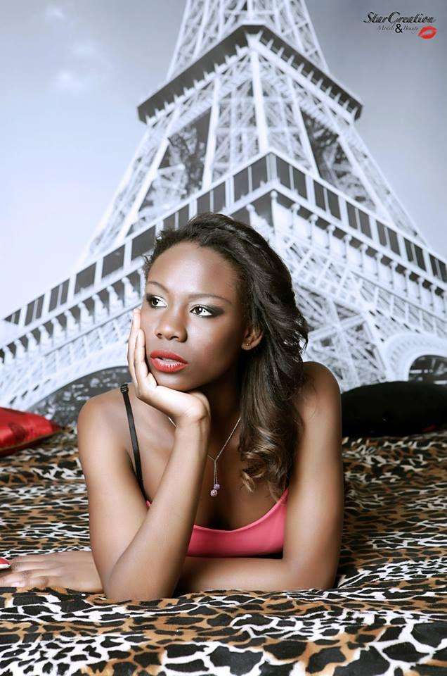 Iane Dos Santos, Contestant at #MissBresilFrance