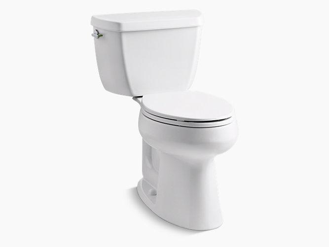 K 45979 Highline Classic Complete Solution Dual Flush Toilet