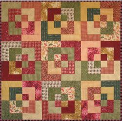 Bento Box quilt. Made this pattern out of oriental fabrics for my ... : bento box quilt instructions - Adamdwight.com