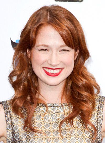 Ellie Kemper Hairstyles Hair Redhead Hairstyles Ellie