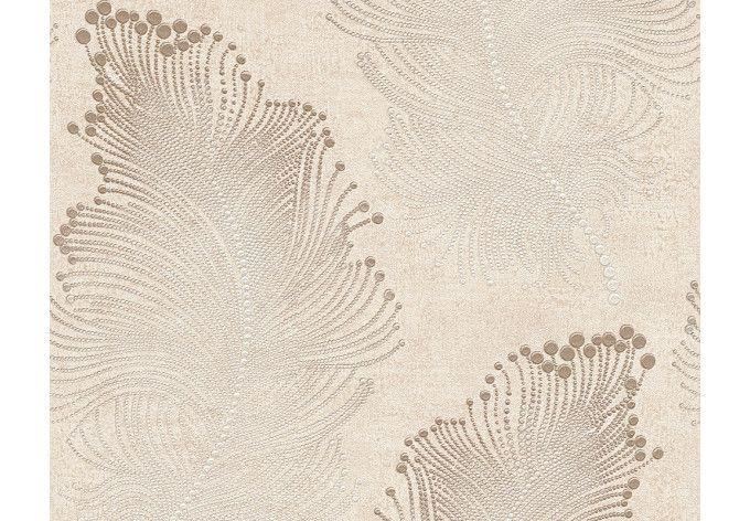 A s cr ation tapete bohemian burlesque beige creme for Braune tapete schlafzimmer
