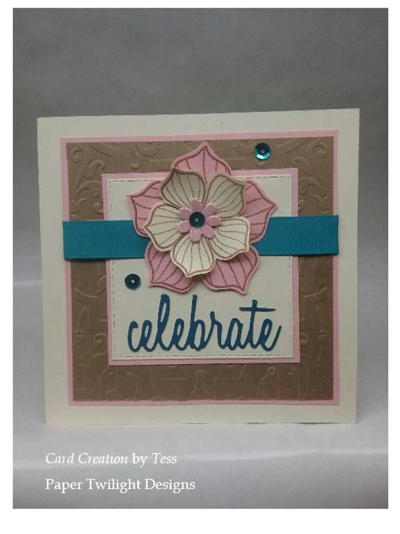 Check out this item in my Etsy shop https://www.etsy.com/listing/528790679/blank-hand-made-and-stamped-celebrate