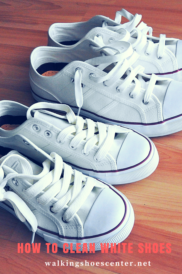 Can You Wash Suede Shoes With Soap And Water How To Clean White Shoes How To Clean White Shoes With Baking Soda And Vinegar Peroxide Water Laundr How To Clean White Shoes How To Wash Shoes White Shoes