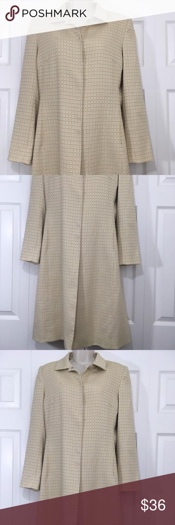Tahari arthur s levine long dress jacket coat long dress coat
