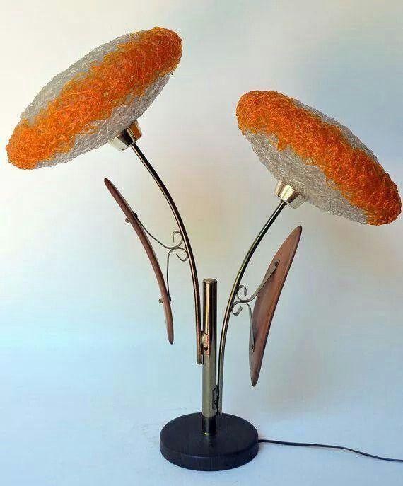 Mid-Century Modern •~• table lamp