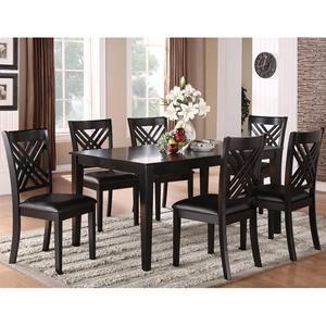 High Quality Nebraska Furniture Mart U2013 Standard Brooklyn 7 Piece Dining Set   Table  Dimensions: 3