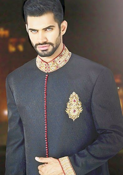 Latest Fashion Men Wedding Dresses Sherwani Designs Collection By