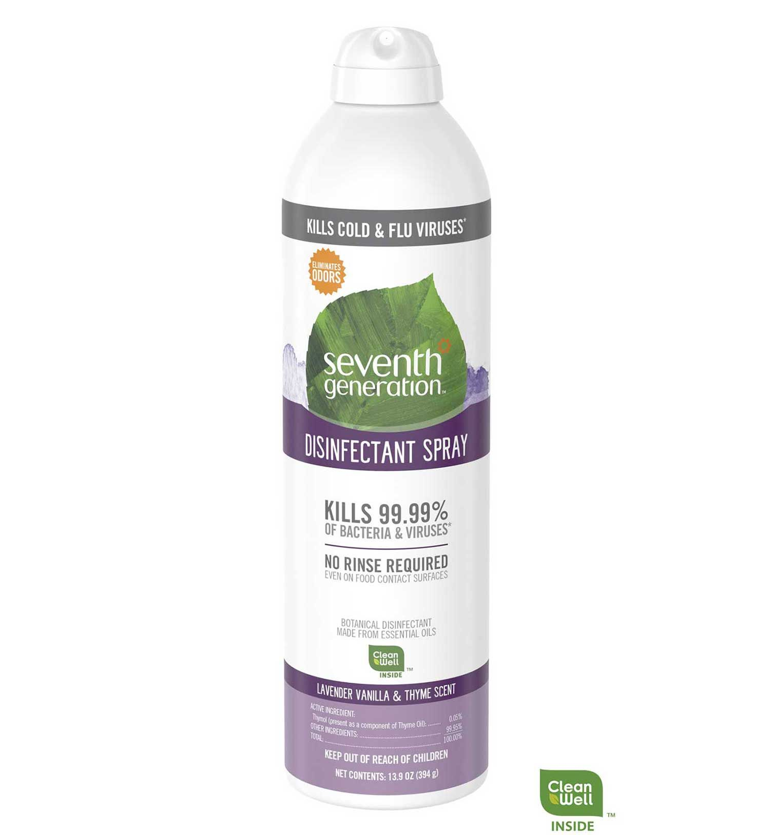 Disinfecting Cleaners Disinfectant Spray Lavender Spray Deodorizing Spray