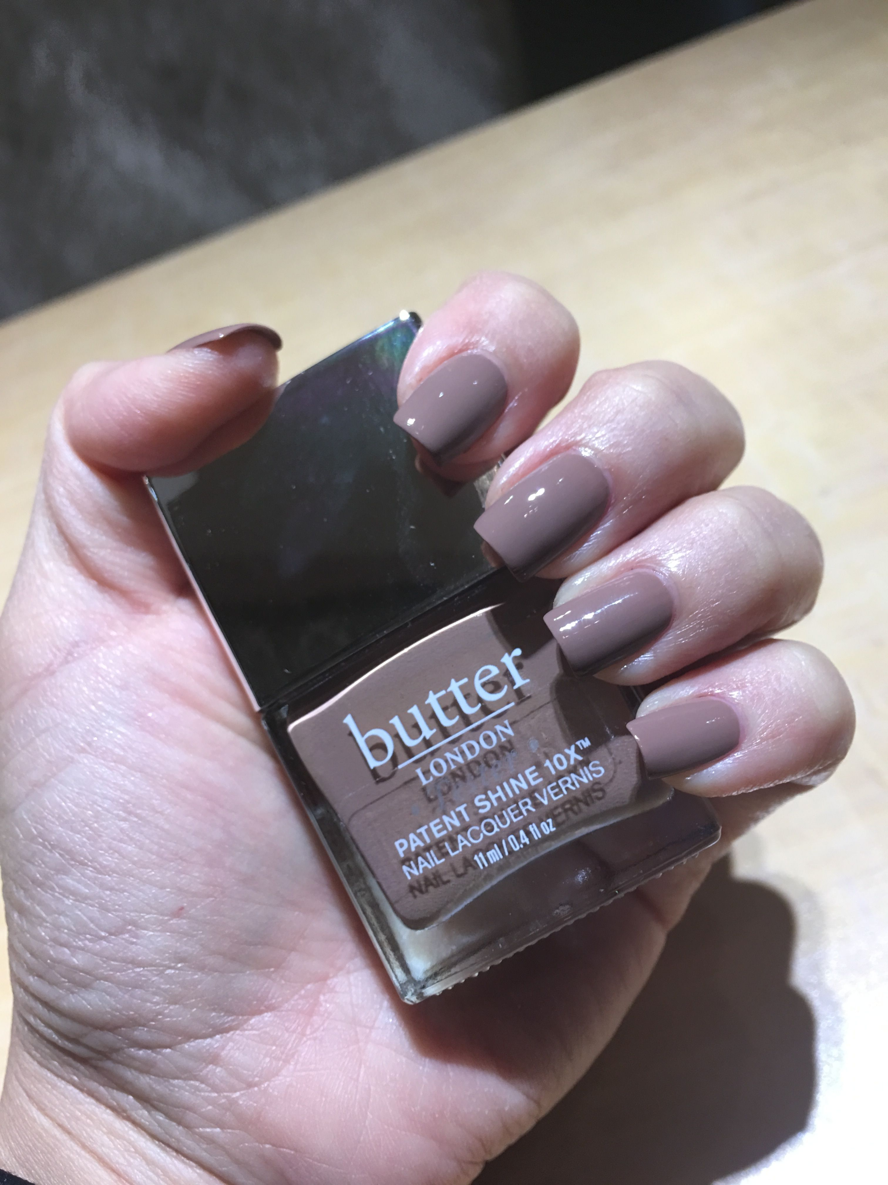 #butterlondon nails color