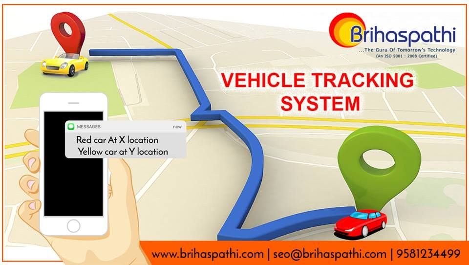 Brihaspathi Technologies is the most advanced GPS Vehicle Tracking