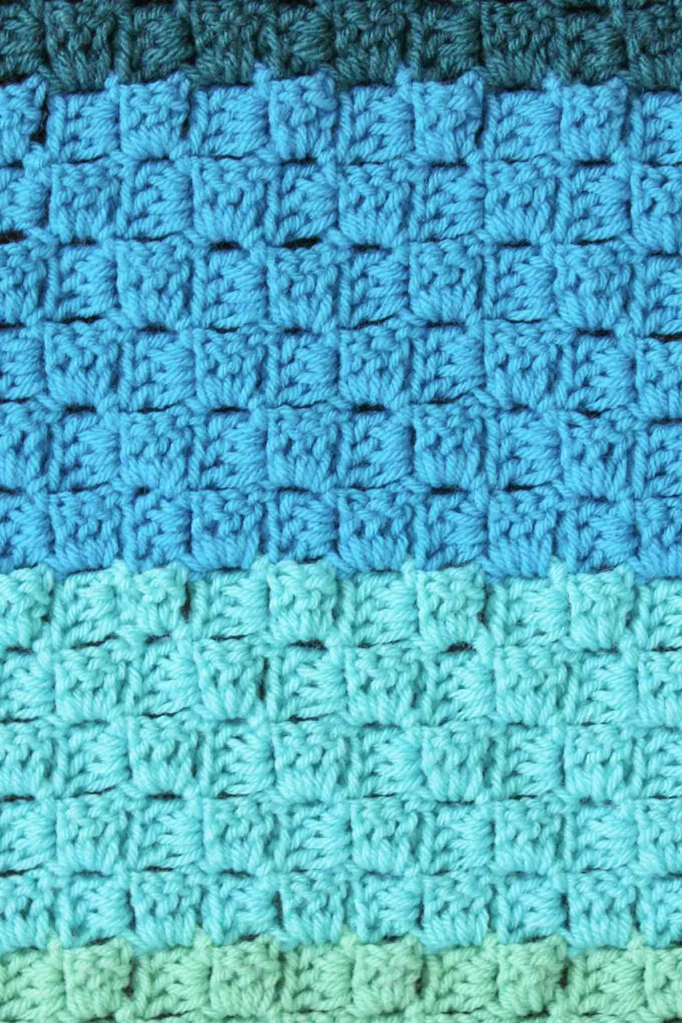 Modern Corner to Corner Crochet Deer Afghan - Free Pattern | Crochet ...