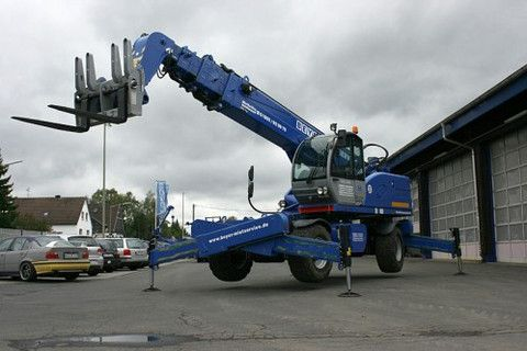 Genie Gth 6025r Telehandler Service Repair Workshop Manual Download Genies Repair Workshop