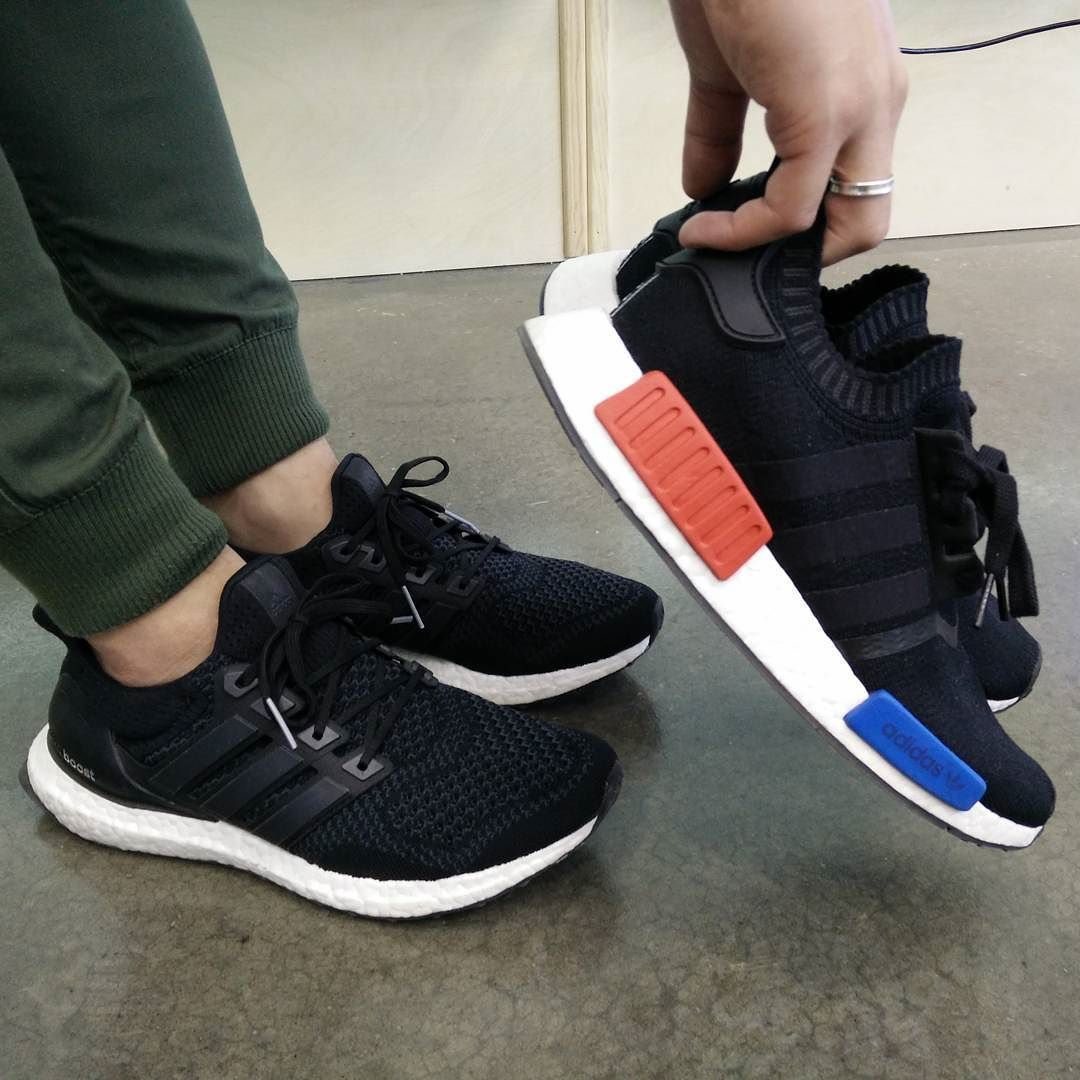 nmd adidas vs ultra boost